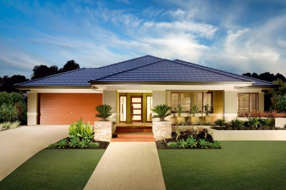 Roof design ideas get inspired by photos of roofs from for Tuscan style homes australia