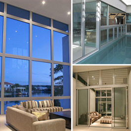 Designa building projects specialising in aluminium and for Large house windows for sale