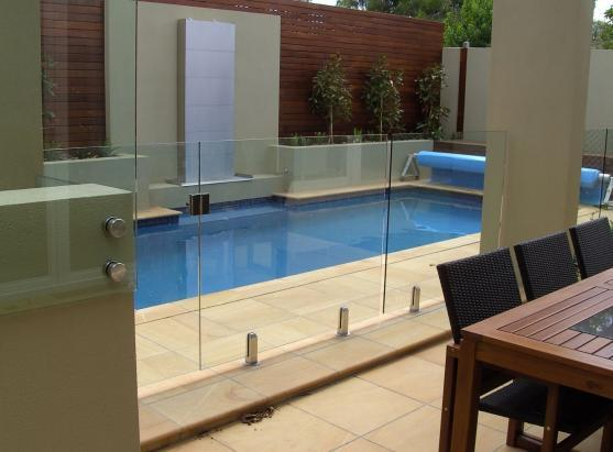 Pool Fencing Ideas by Full View Glass Fencing
