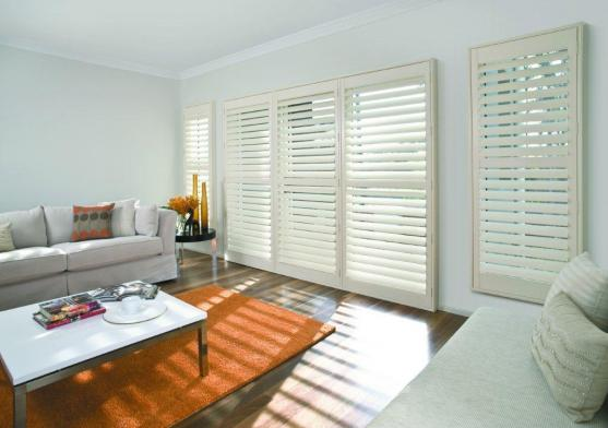 Shutters by Burnside Blinds & Curtains