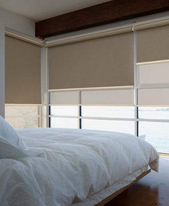 Roller Blind Designs by Burnside Blinds & Curtains