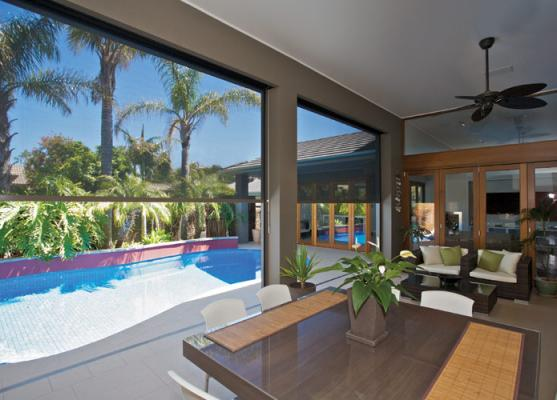 Outdoor Blind Designs by Burnside Blinds & Curtains