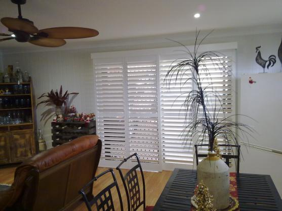 Shutters by All View Blinds and Shutters