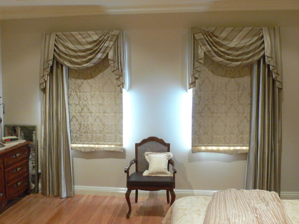 Window Curtain Decorating Ideas: Olmada Window Treatments