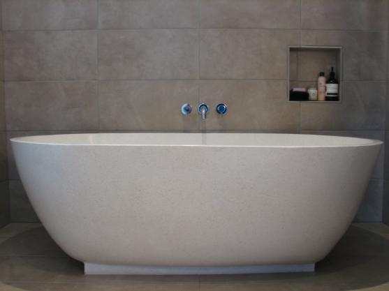 Freestanding Bath Design Ideas by Simpatico Interior Design