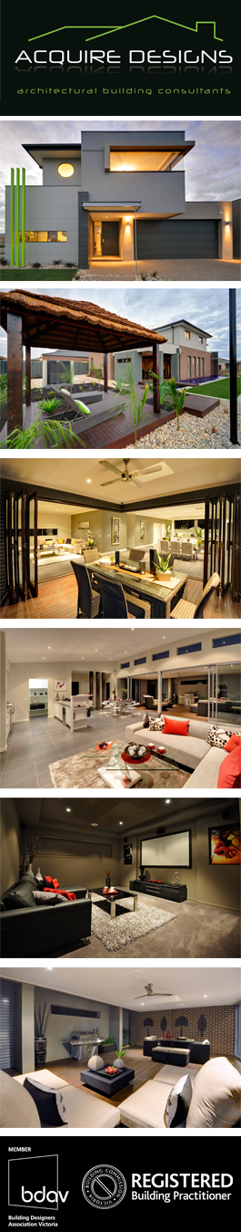 Acquire Designs Home Renovations 100km Radius From