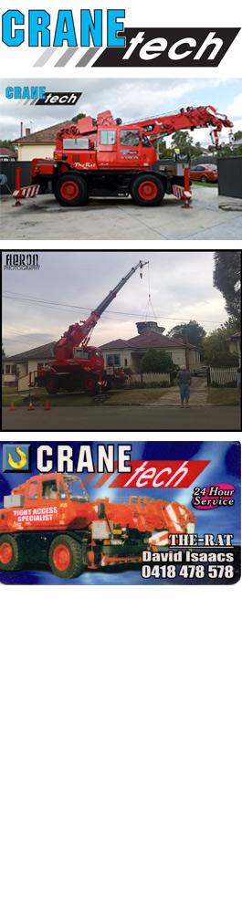 Crane Tech Pty Ltd Northmead New South Wales David