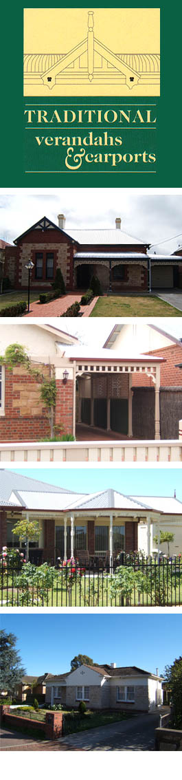 Traditional Verandahs Amp Carports Warradale South