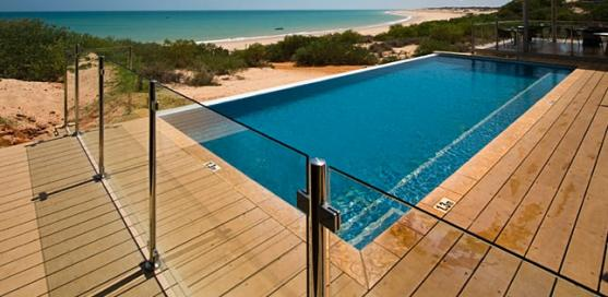 Pool Fencing Ideas by Coastwide Glass