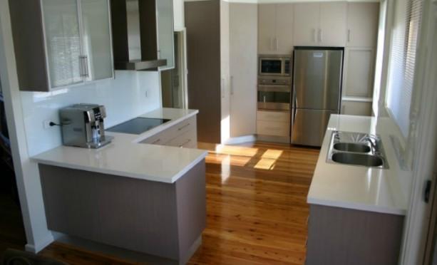 Laminex kitchens galleries high kraft kitchens for Laminex kitchen designs