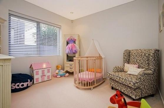 Baby Nursery Ideas by Michael Henien