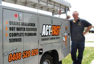 Actfast Emergency Plumbing