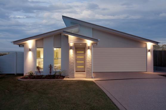 House Exterior Design by Hotondo Homes