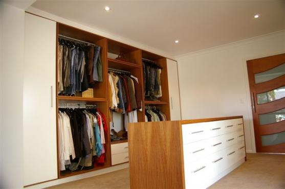 Wardrobe Design Ideas by Karmann Cabinets
