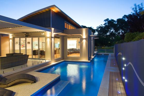 House Exterior Design by Q3 Architecture