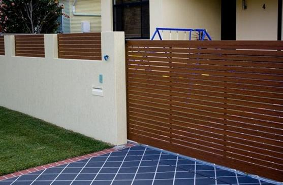 Pictures of Gates by Ezycare Fencing