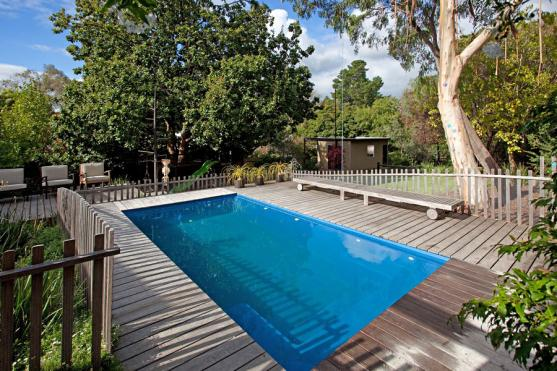 Pool Decking Design Ideas by swimspaplungepool.com.au