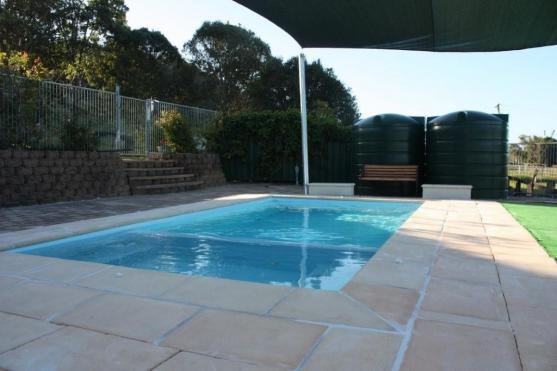 Swimming Pool Designs by swimspaplungepool.com.au