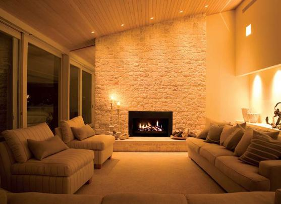Fireplace Designs by Metro Heat Cool