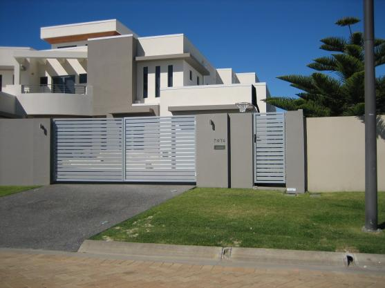 Pictures of Gates by Quality Gates & Balustrading
