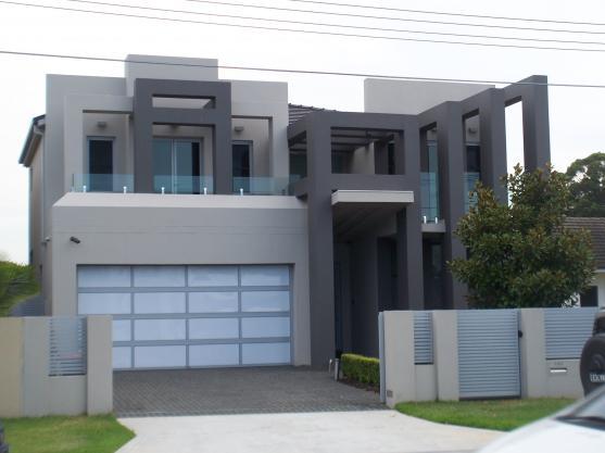House Exterior Design by project.built pty ltd
