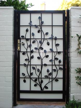 front gate design ideas get inspired by photos of front gates - Gate Design Ideas