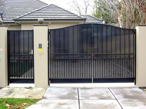 driveway gate design ideas get inspired by photos of driveway rh hipages com au
