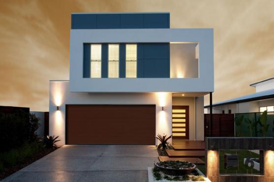 House Exterior Design by Brad Nation Hotondo Homes