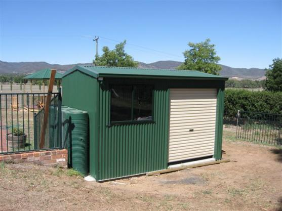 Shed Designs by THE Shed Company Rockhampton