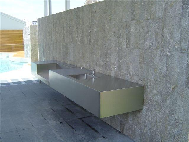 Transform Your Kitchen With A Stainless Steel Splashback