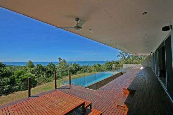 Decks by Charles Wright Architects Pty Ltd