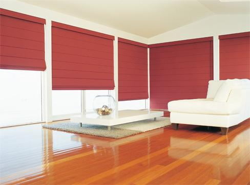 Roman Blind Ideas by Sunteca