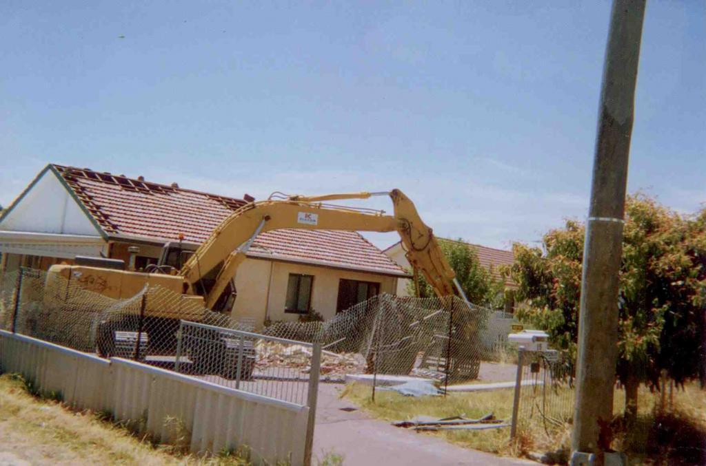 Finished Konstruction Cottesloe Western Australia