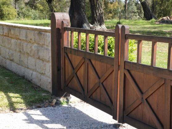 Pictures of Gates by Giddiup Building, Fencing & Design