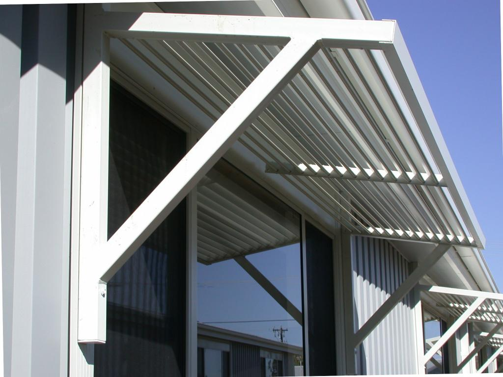 Awning Inspiration Ace Longlife Balustrading And