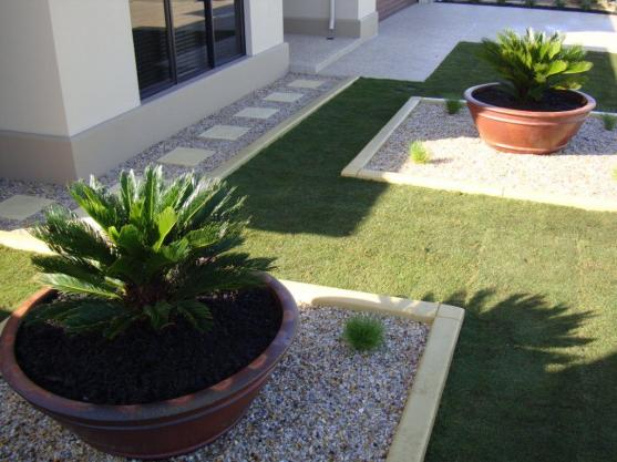 Garden Design Ideas by Looking Good Landscaping