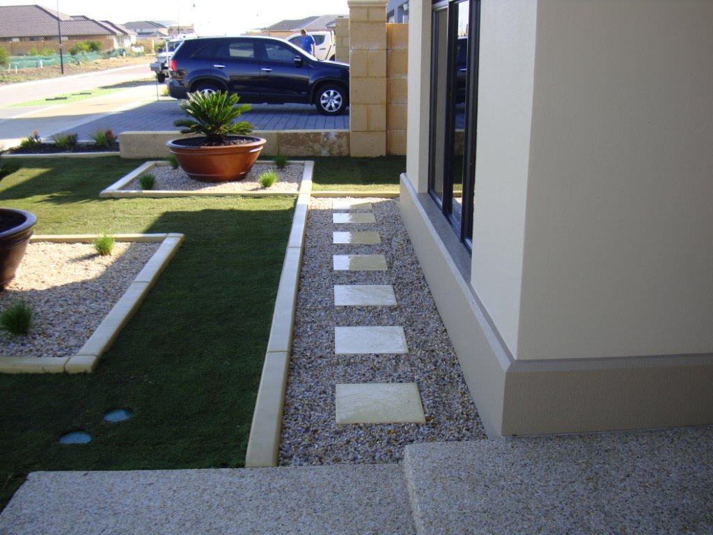Gardens inspiration looking good landscaping australia for Front garden design ideas melbourne
