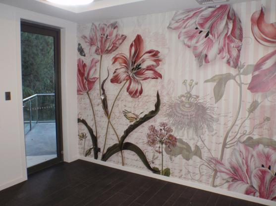 Wallpaper Design Ideas by Mardi Gray's Interior Solutions
