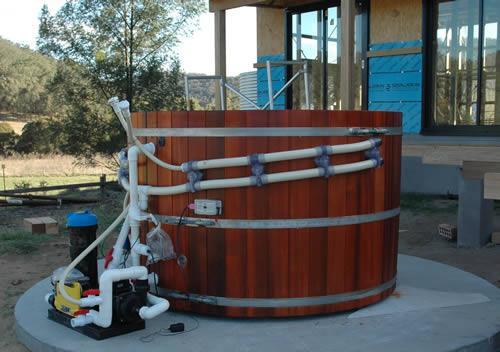 Plunge Pool Designs by Ukko Saunas