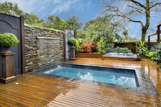 Pool Decking Design Ideas by Endless Spas