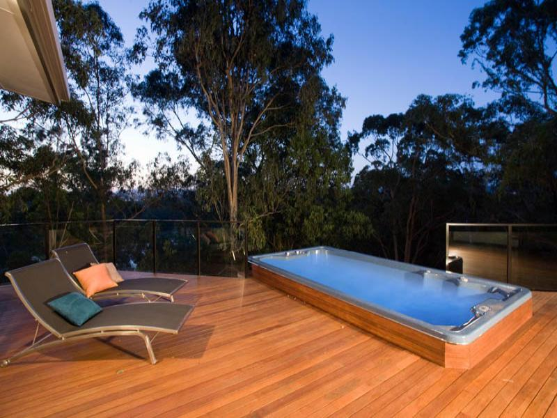 Pool decking inspiration endless spas australia for Pool home show brisbane