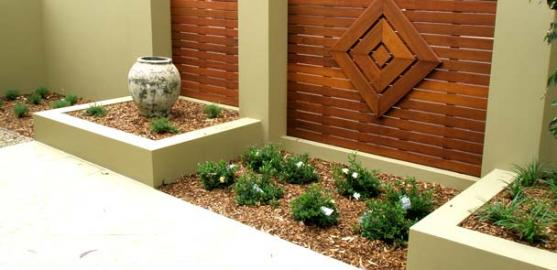 Garden Art Ideas by PDLA Landscape Architects