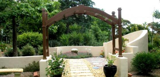 Pergola Ideas by PDLA Landscape Architects