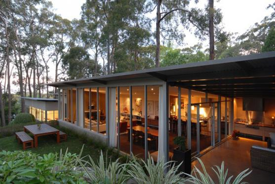 House Exterior Design by Ken Powell Architect