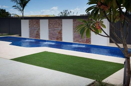 Pool design ideas get inspired by photos of pools from australian designers trade - Expert tips small swimming pools designs ...