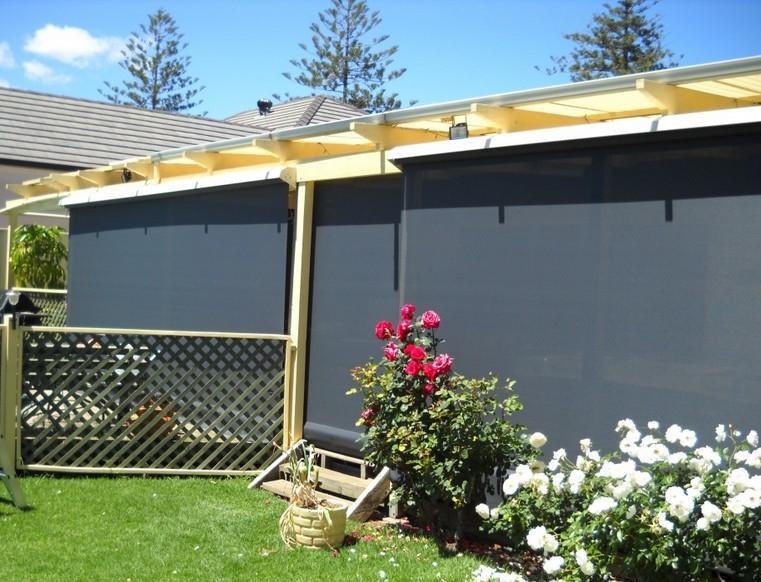 Outdoor Shade Blinds Australian Outdoor Living 23