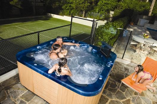 Spa Design Ideas by Australian Outdoor Living