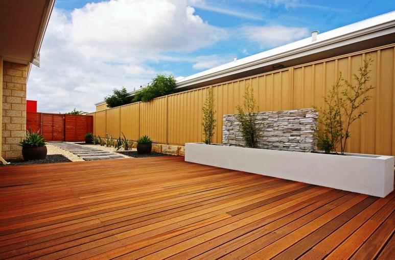 Timber Decking Wangara Regency Park Campbellfield