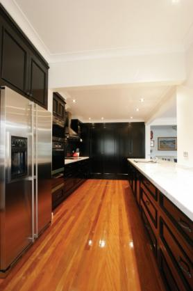 Timber Flooring Ideas by Enigma Interiors