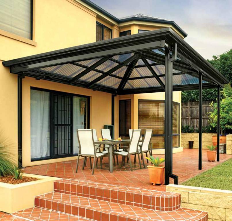 Pergola Designs In Sydney: Spinryde Home Renovations